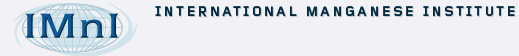 logo for International Manganese Institute