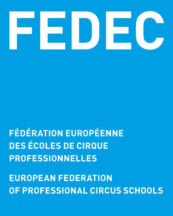 logo for Fédération européenne des écoles de cirque professionnelles