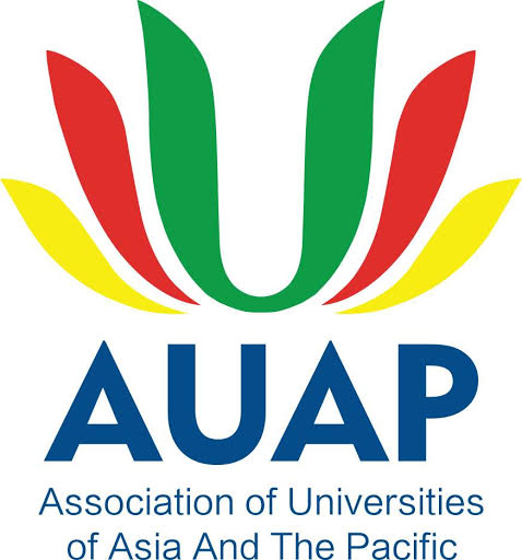 logo for Association of Universities of Asia and the Pacific