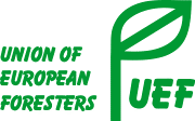 logo for Union of European Foresters