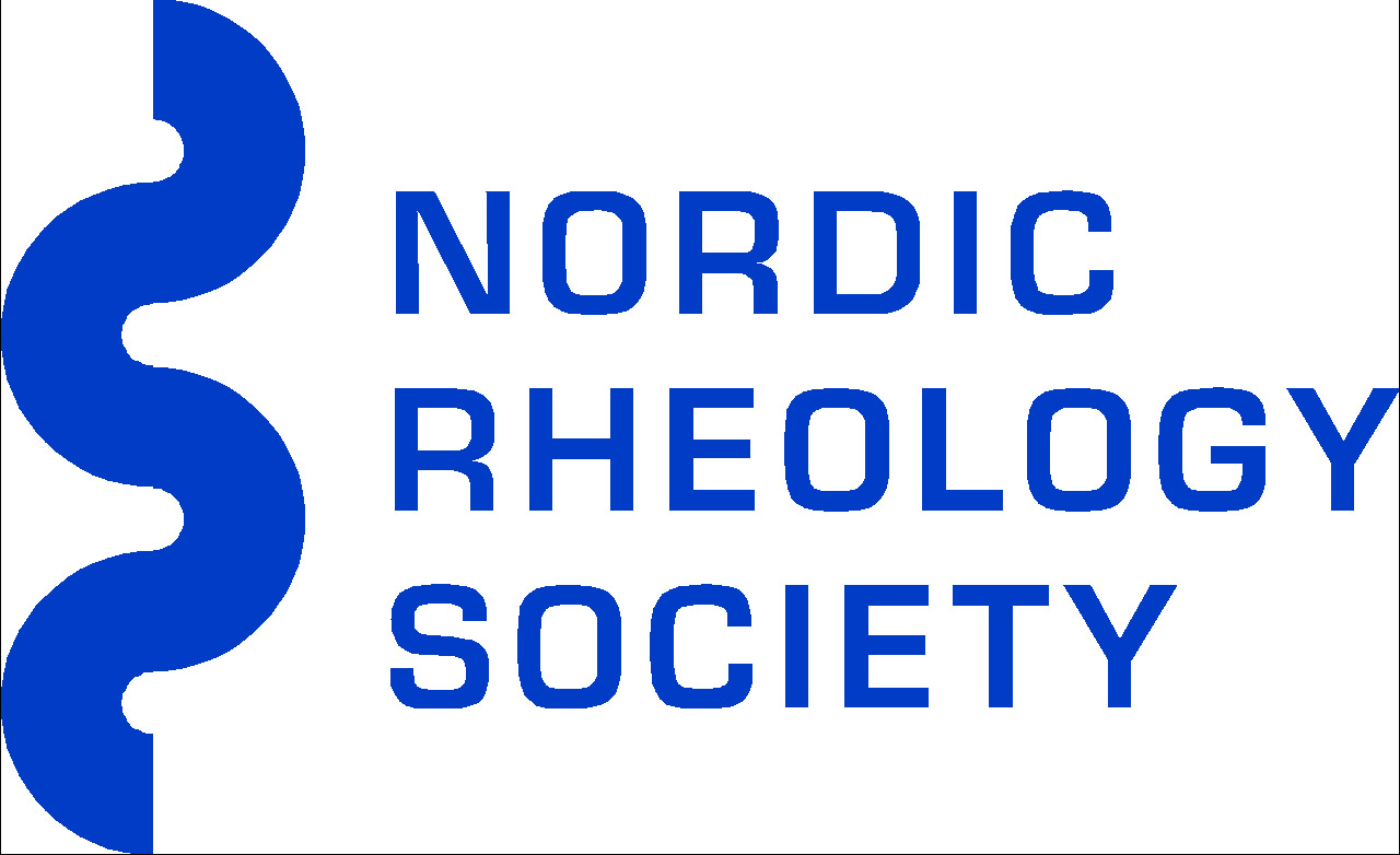 logo for Nordic Rheology Society