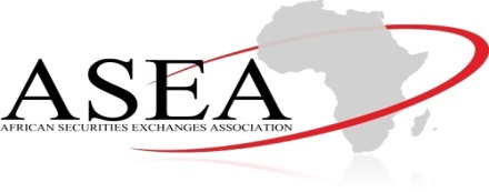 logo for African Securities Exchanges Association