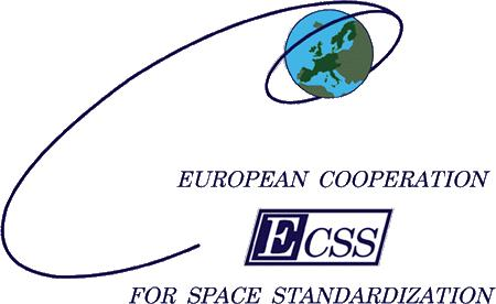 logo for European Cooperation for Space Standardization
