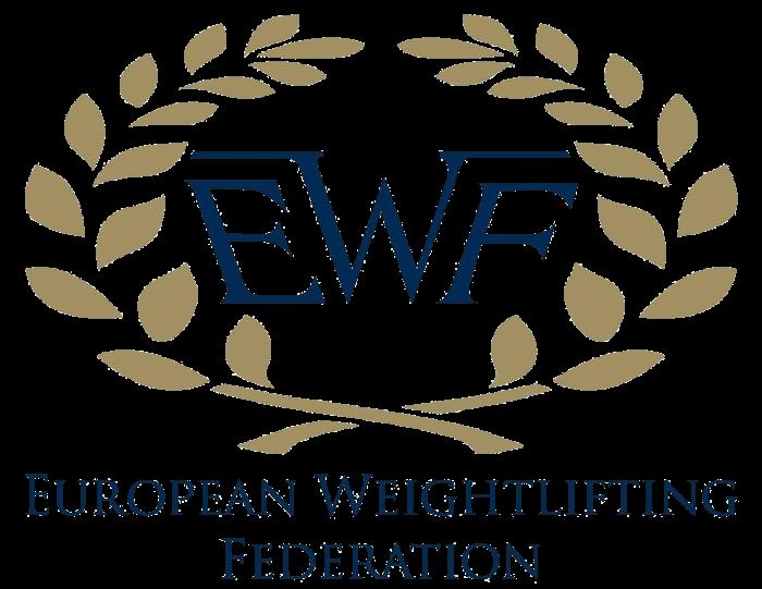 logo for European Weightlifting Federation