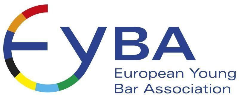 logo for European Young Bar Association