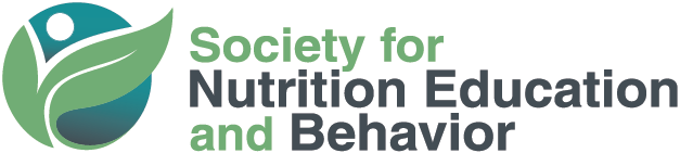 logo for Society for Nutrition Education and Behavior