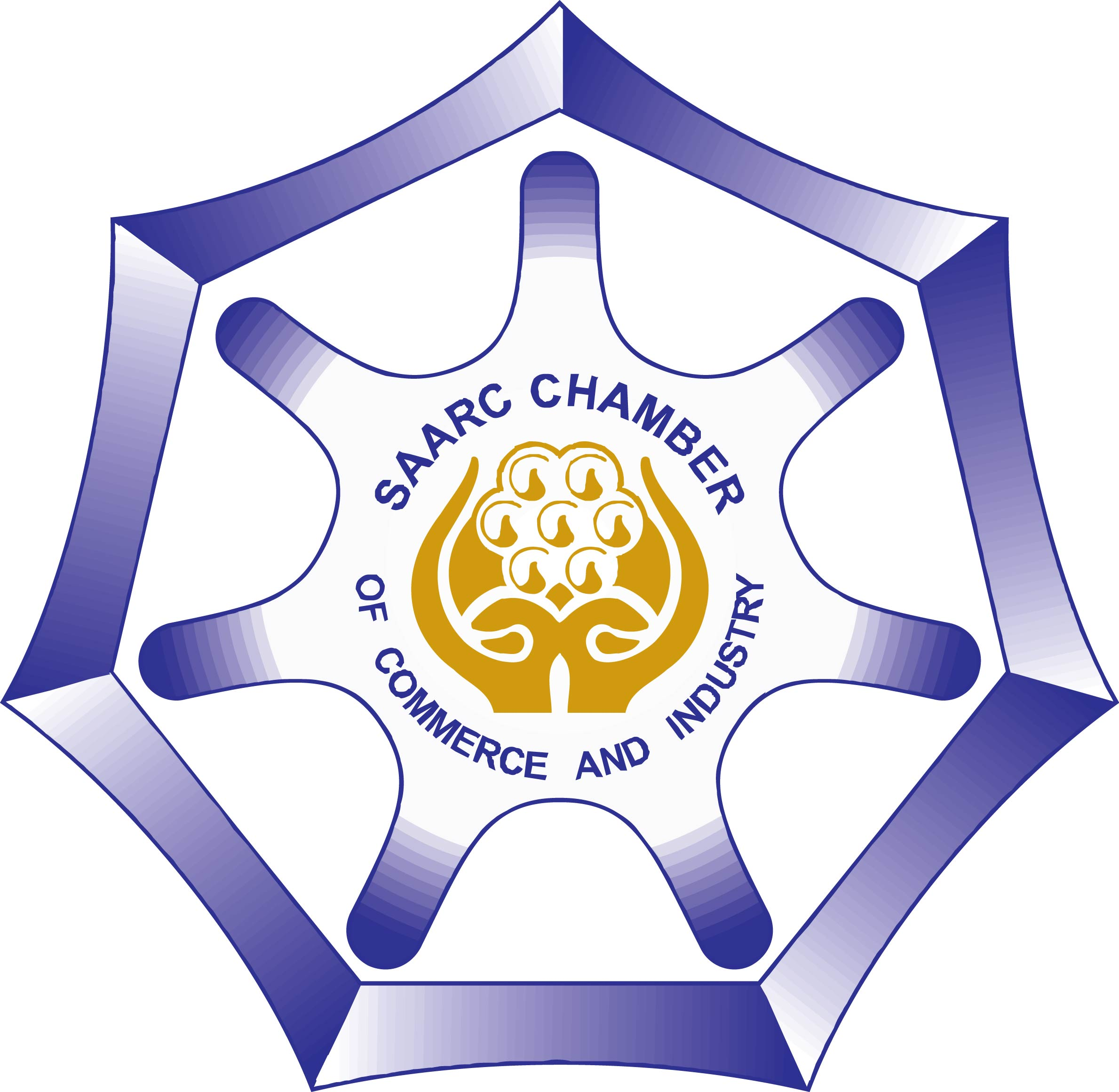 logo for SAARC Chamber of Commerce and Industry