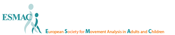 logo for European Society for Movement Analysis in Adults and Children