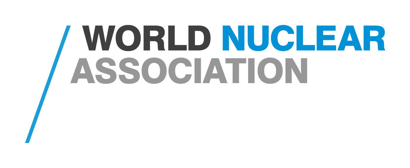 logo for World Nuclear Association