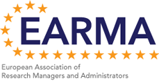 logo for European Association of Research Managers and Administrators
