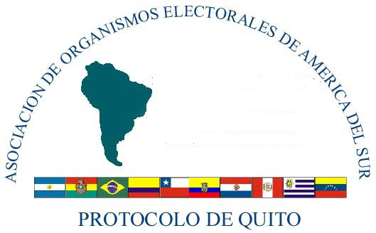 logo for Association of South American Electoral Organizations