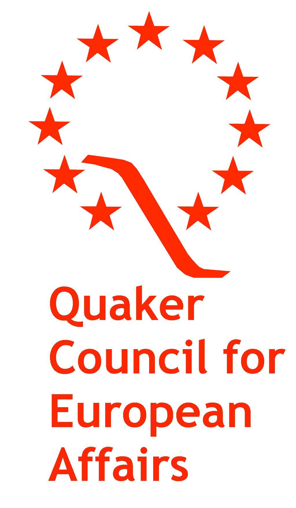 logo for Quaker Council for European Affairs