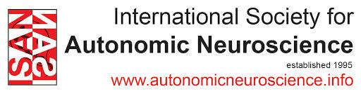 logo for International Society for Autonomic Neuroscience