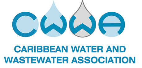 logo for Caribbean Water and Wastewater Association