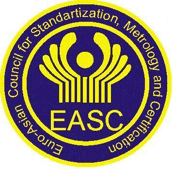 logo for EuroAsian Interstate Council for Standardization, Metrology and Certification