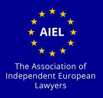 logo for Association of Independent European Lawyers