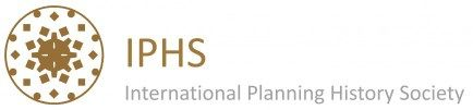 logo for International Planning History Society