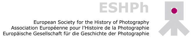 logo for European Society for the History of Photography