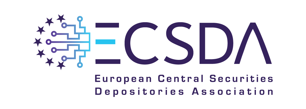 logo for European Central Securities Depositories Association