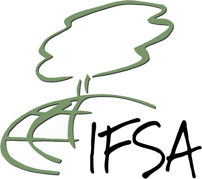 logo for International Forestry Students' Association