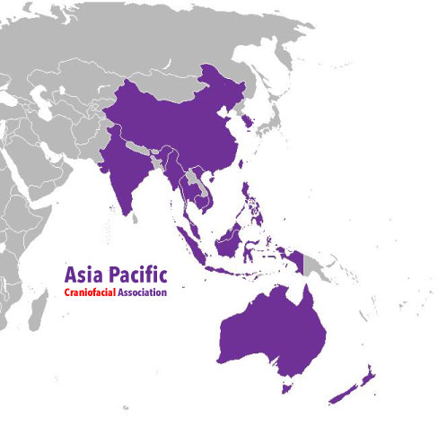 logo for Asia Pacific Craniofacial Association