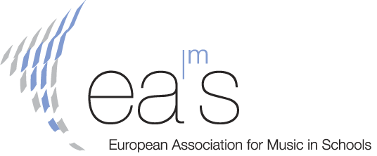 logo for European Association for Music in Schools