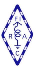 logo for International Association of Railway Radio Amateurs