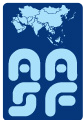 logo for Asia Swimming Federation