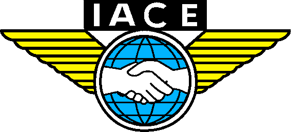 logo for International Air Cadet Exchange Association