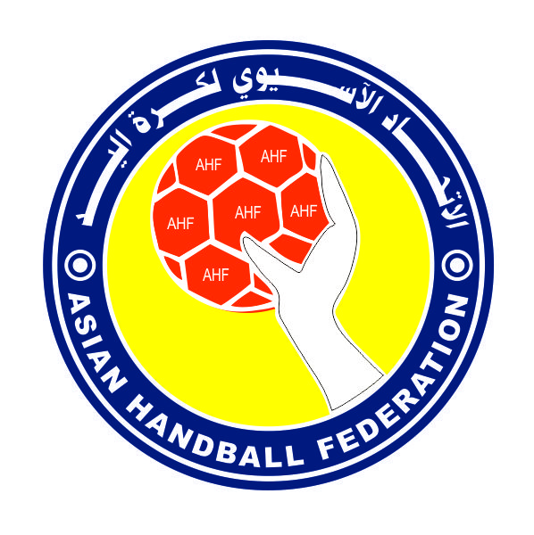 logo for Asian Handball Federation