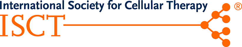 logo for International Society for Cellular Therapy