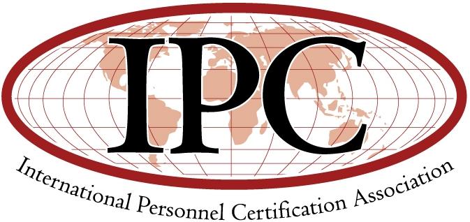 logo for International Personnel Certification Association