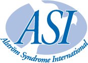 logo for Alström Syndrome International