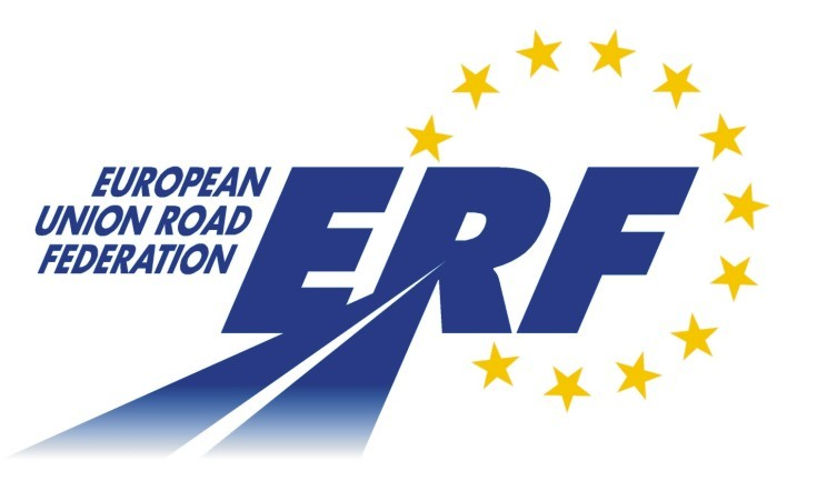 logo for European Union Road Federation