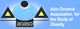 logo for Asia-Oceania Association for the Study of Obesity