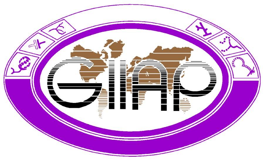 logo for Grupo Internacional de Investigación Sobre Actinomicetos Patógenos