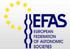 logo for European Federation of Autonomic Societies