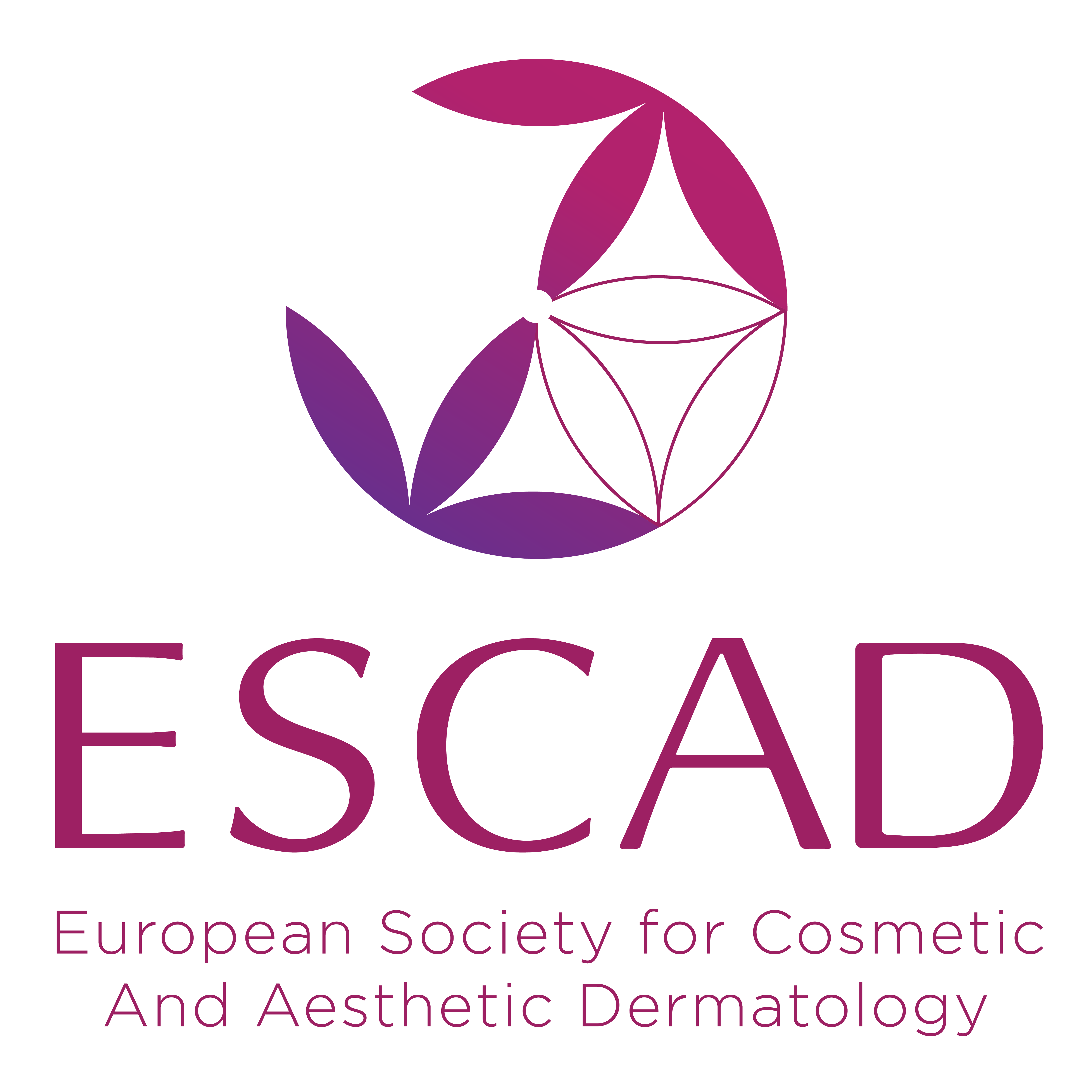 logo for European Society for Cosmetic and Aesthetic Dermatology