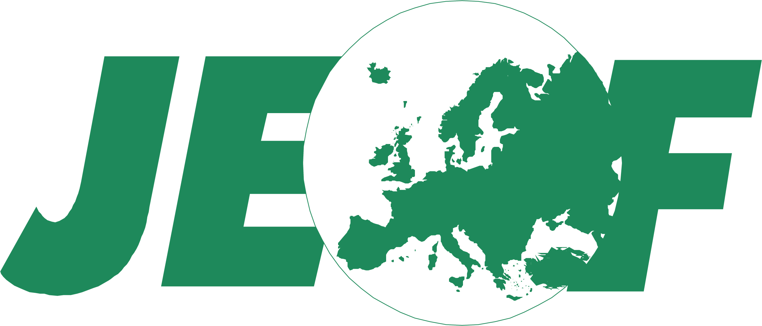 logo for Young European Federalists