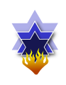 logo for World Federation of Jewish Child Survivors of the Holocaust and Descendants
