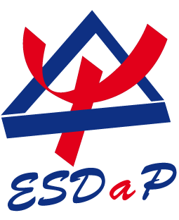 logo for European Society for Dermatology and Psychiatry