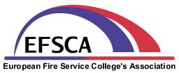 logo for European Fire Service Colleges' Association