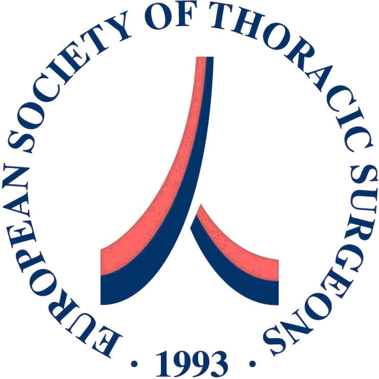 logo for European Society of Thoracic Surgeons