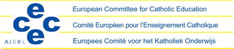 logo for Comité Européen pour l'Enseignement Catholique