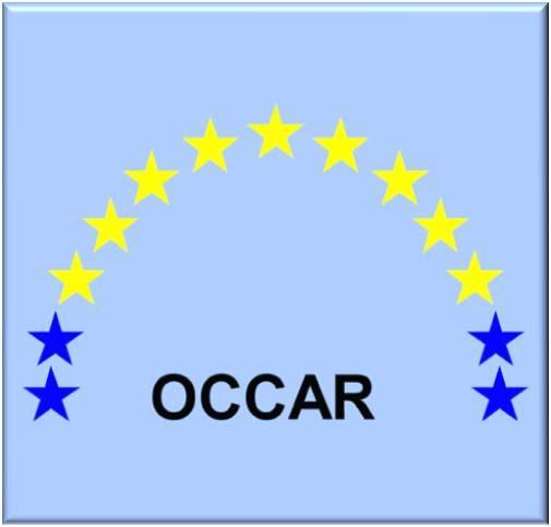 logo for Organisation Conjointe de Coopération en Matière d'Armement