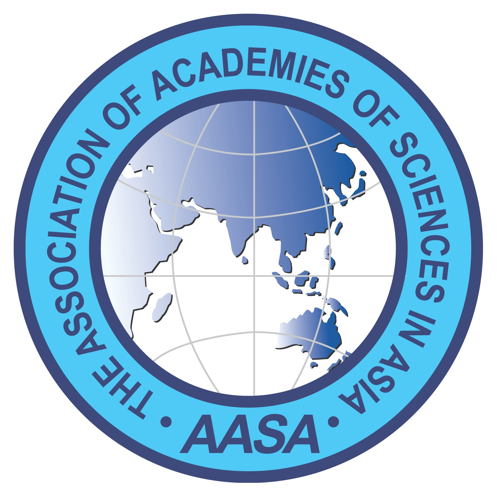 logo for Association of Academies of Science for Asia