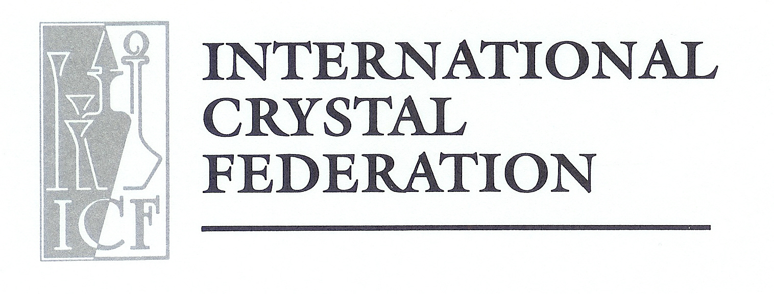 logo for International Crystal Federation