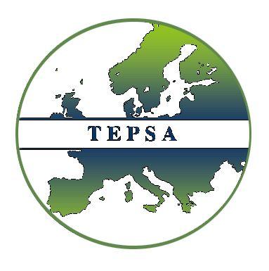 logo for Trans European Policy Studies Association