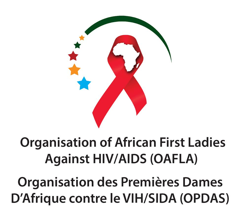 logo for Organization of African First Ladies for Development