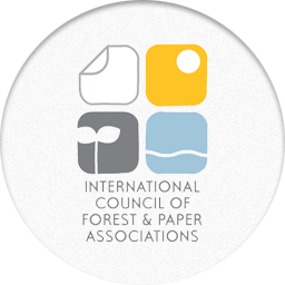 logo for International Council of Forest and Paper Associations